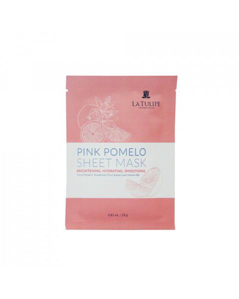 La Tulipe Sheet Mask  - Pomelo