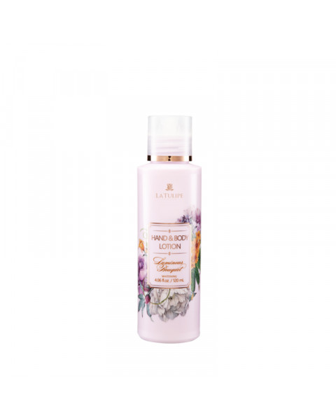 La Tulipe Hand and Body Lotion With Whitening