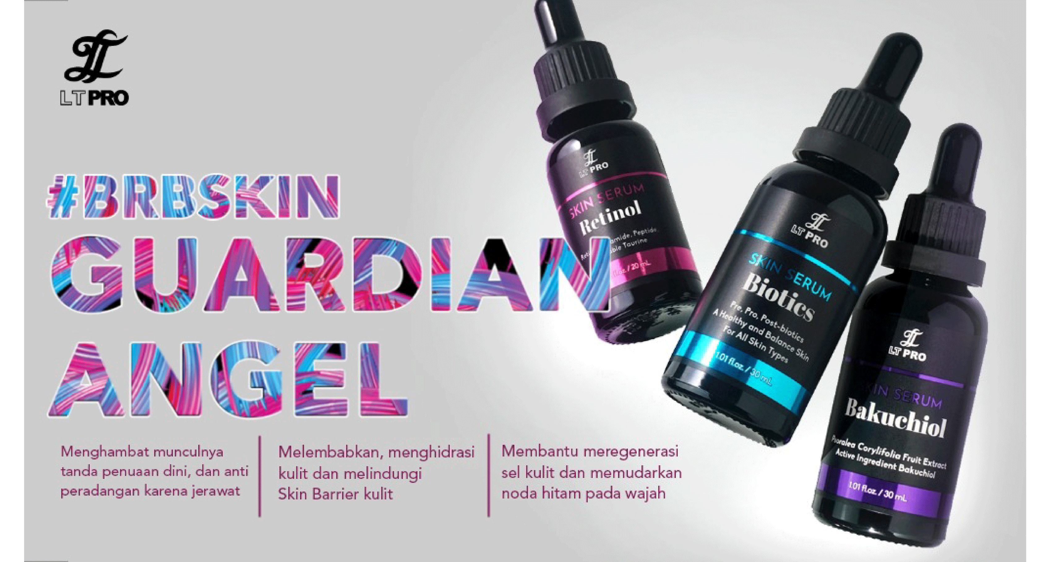 LT Pro Skin Serum